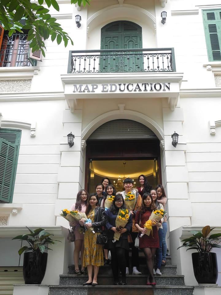 Đội ngũ giáo viên MAP Hà Nội