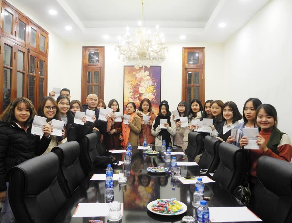 Nhóm HS Chungang