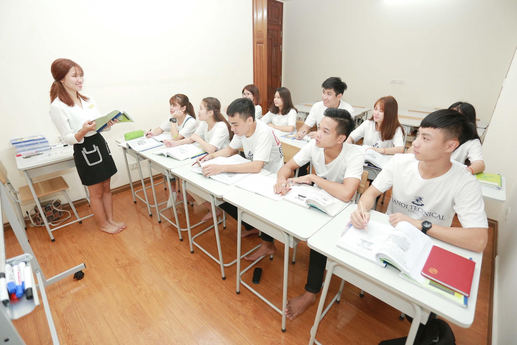 Lớp học đào tạo Tiếng Hàn miễn phí tại MAP
