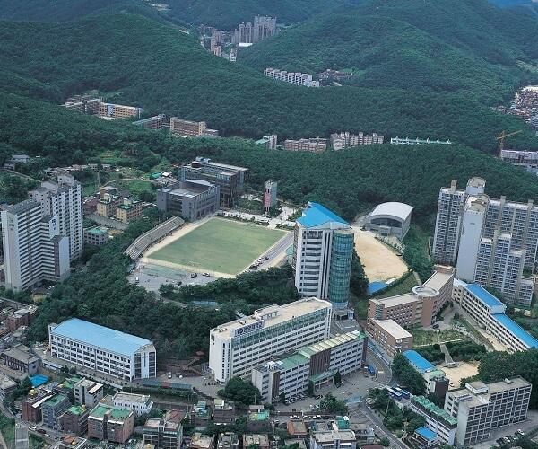 Toàn cảnh Anyang University