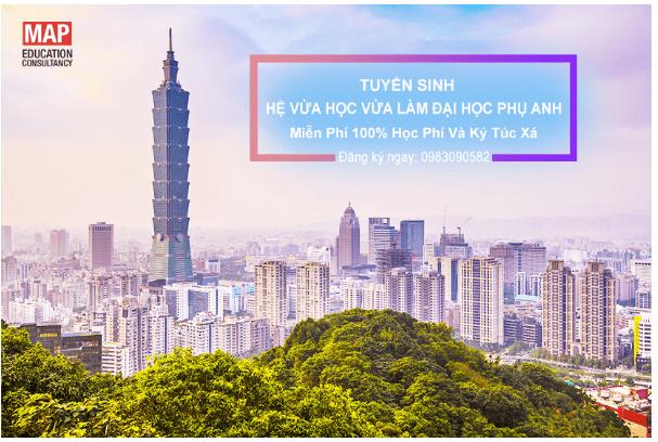 Đại Học Kỹ Thuật Phụ Anh – Top 10 Đại Học Xuất Sắc Nhất Đài Loan
