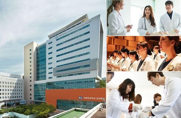 Bệnh viện Đại học Công giáo Hàn Quốc