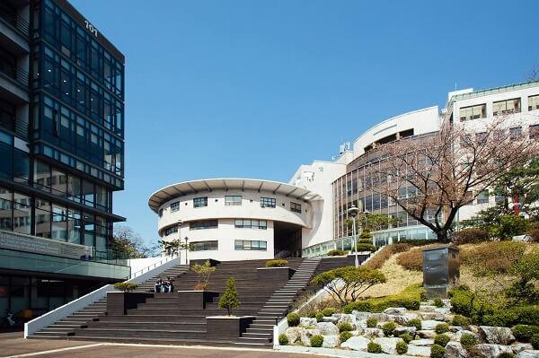Cơ sở hạ tầng hiện đại tại Đại học Quốc gia Seoul