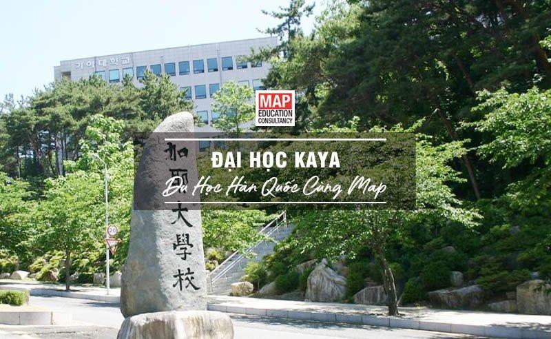 Cùng Du học MAP khám phá trường Đại Học Kaya Hàn Quốc