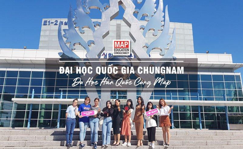 Đại Học Quốc Gia ChungNam - Top 5 Đại Học Quốc Gia Xuất Sắc Nhất Hàn Quốc