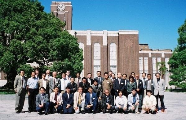 Đội ngũ giảng viên nhiều năm kinh nghiệm tại Kyoto University