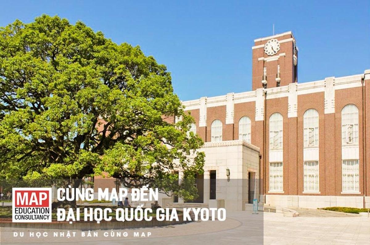 Du học Nhật Bản cùng MAP - Đại học Kyoto