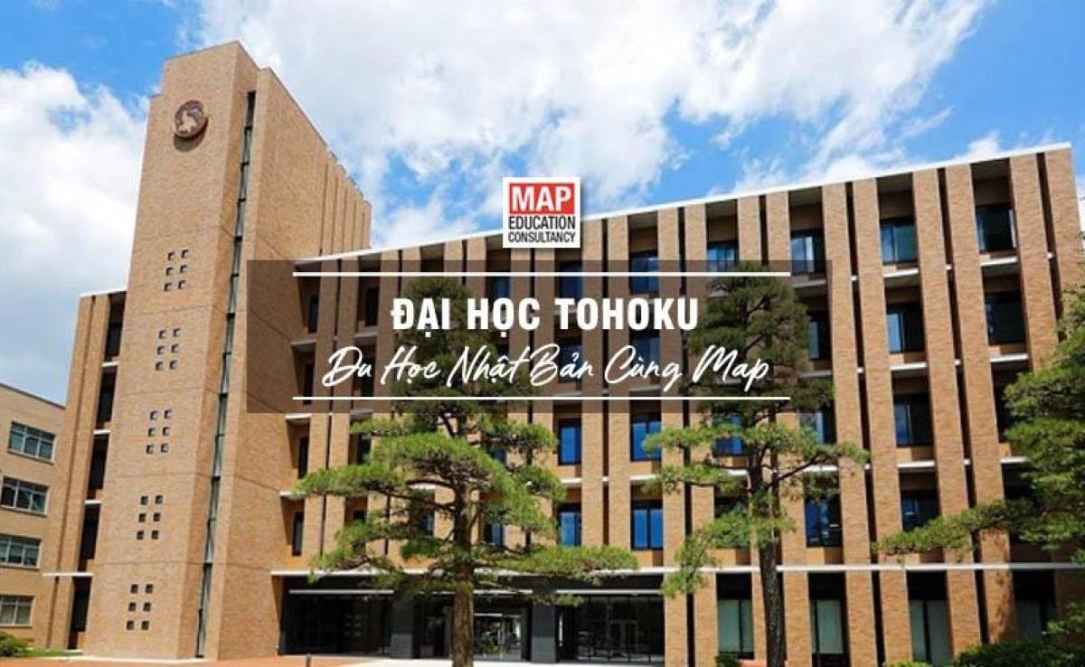 Du học Nhật Bản cùng MAP - Trường đại học Tohoku Nhật Bản