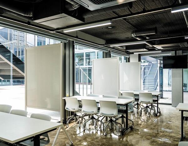 Cơ sở vật chất hiện đại tại Endicott International