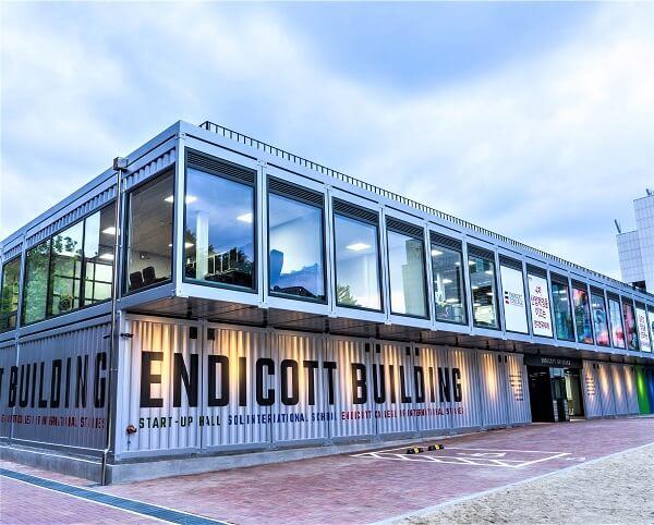 Học xá chính tại Endicott College of International Studies