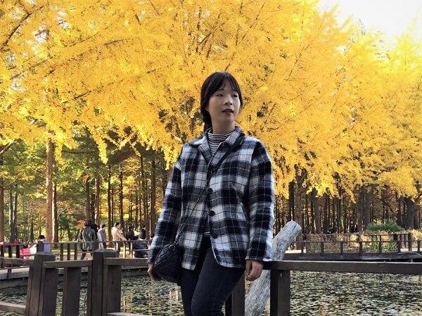 Giang Lê - Top Sky, Sinh viên xuất sắc của MAP tại Đại học Yonsei