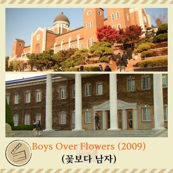 Boys Over Flower đình đám một thời