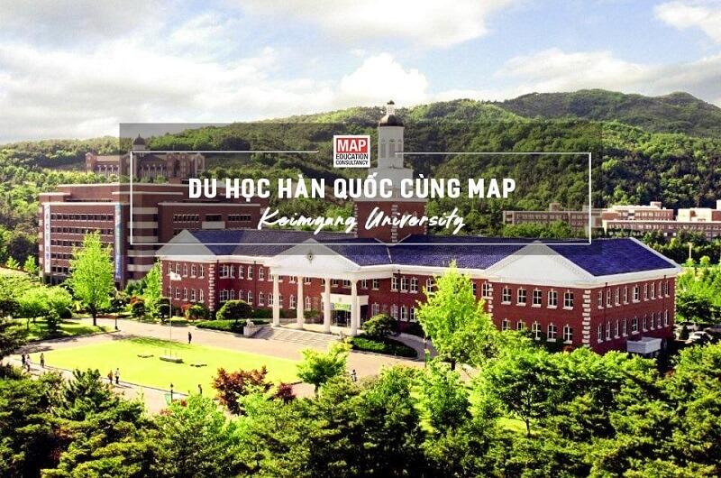 Đại Học Keimyung – Ngôi Trường Đẹp Nhất Daegu