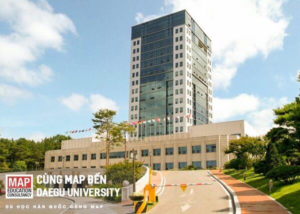 Khuôn viên Đại học Daegu