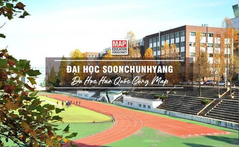 Khuôn viên trường Đại học Soonchunhyang
