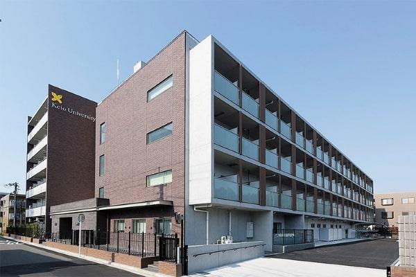 Ký túc xá Hiyoshi dành cho sinh viên quốc tế thuộc trường đại học Keio Nhật Bản