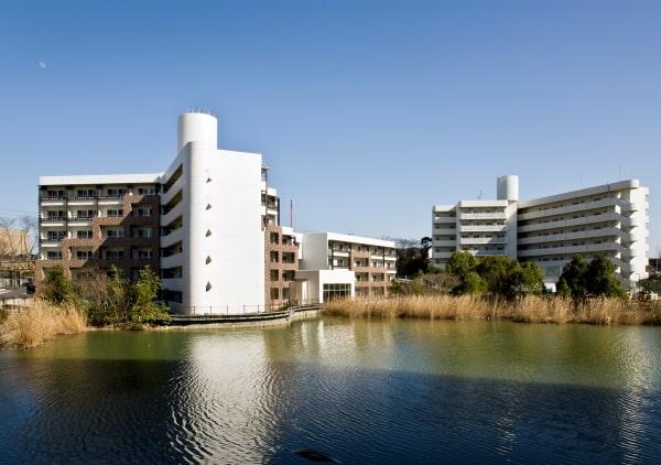 Một khu ký túc xá đại học Osaka Nhật Bản