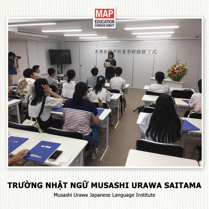 Musashi Urawa Japanese Language Institute