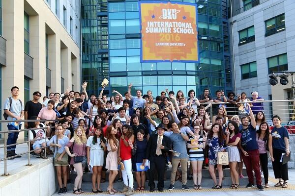 Ngày hội chào đón sinh viên quốc tế trường Dankook