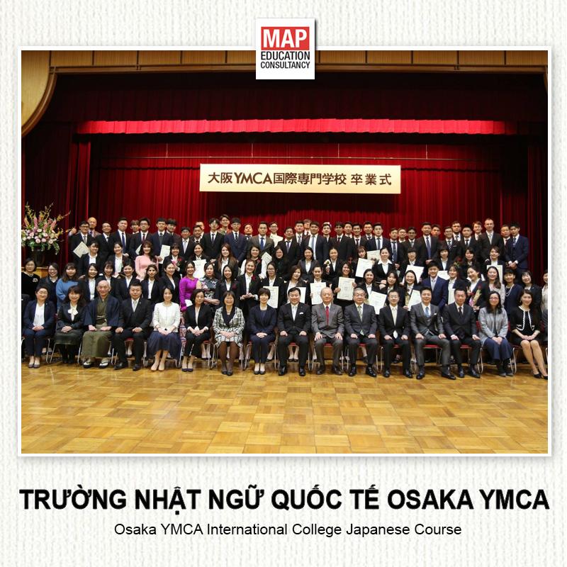 Osaka YMCA International College Japanese Course