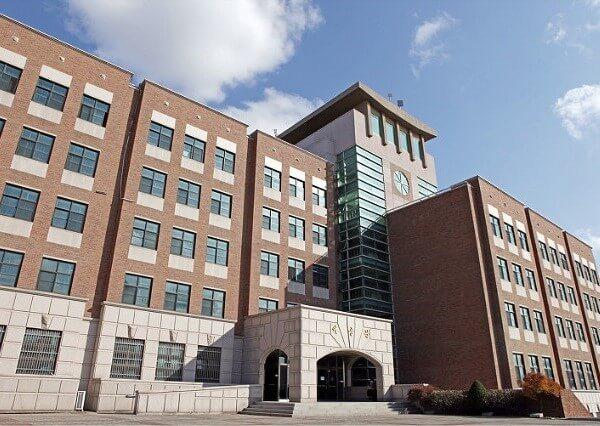 Tòa cao đẳng kỹ thuật tại Pyeongtaek University