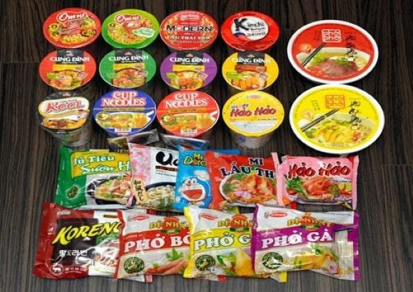 Sinh viên cần dự trữ lương thực trong thời gian đầu sang Nhật Bản