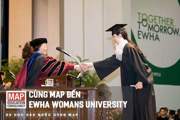 Sinh viên quốc tế có nhiều cơ hội nhận học bổng của trường