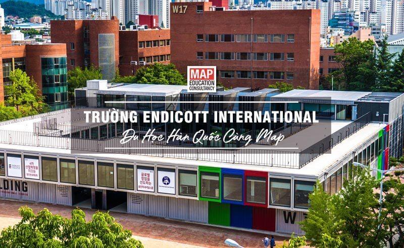 Cùng Du học MAP khám phá Trường Endicott International Hàn Quốc