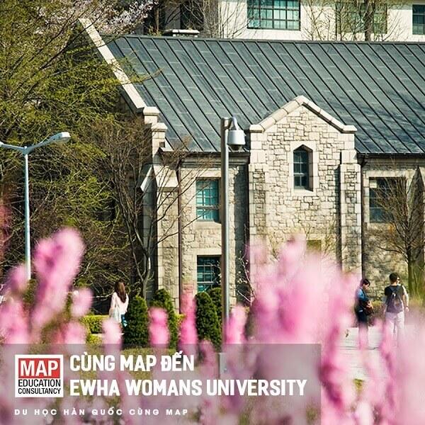 Trường đại học nữ Ewha có thứ hạng và thành tích nổi bật