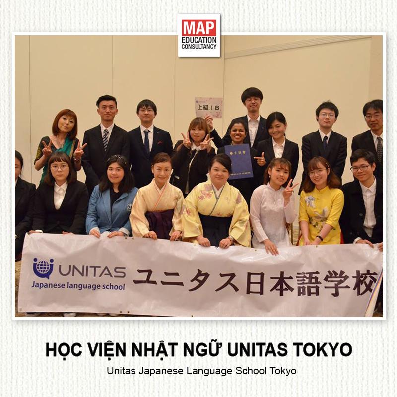 Unitas Japanese Language School Tokyo