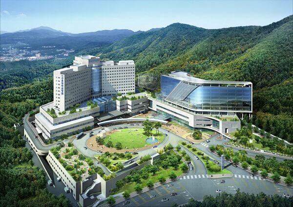 ĐHQG Seoul - Học xá Yeongeon