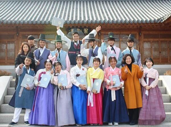 Chương trình tiếng Hàn tại Đại học Quốc gia Andong