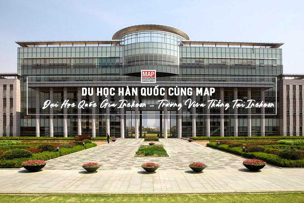 Đại học Quốc gia Incheon - Trường Visa Thẳng Tại Incheon