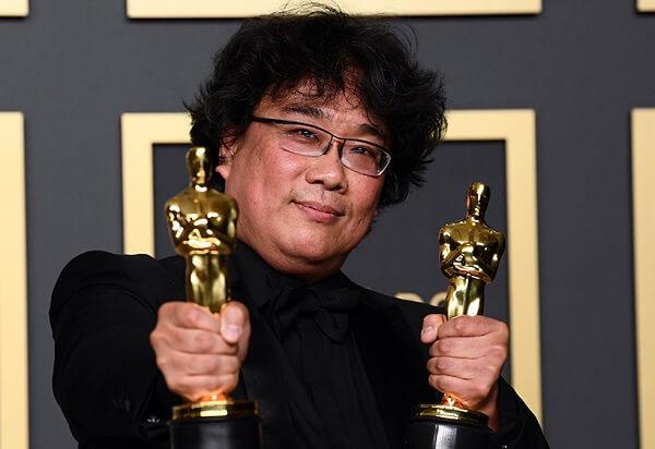 Bong Joonho - Đạo diễn phim đạt giải Oscar đầu tiên của Hàn Quốc