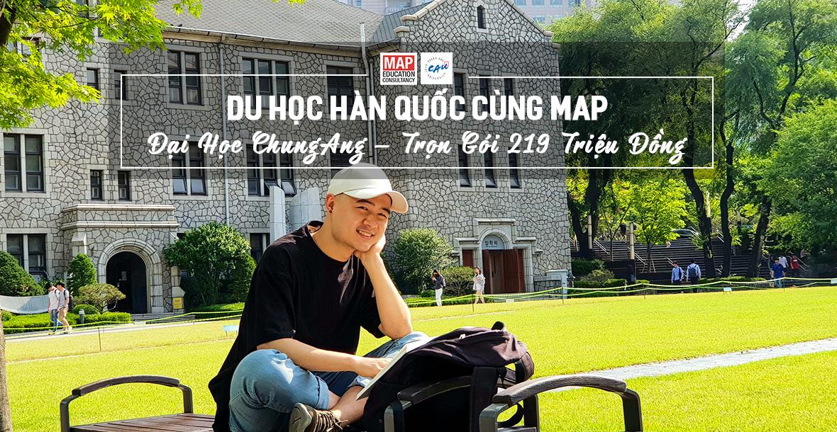 Đại Học ChungAng – Số 1 Về Truyền Thông Và Kinh Doanh Tại Hàn Quốc