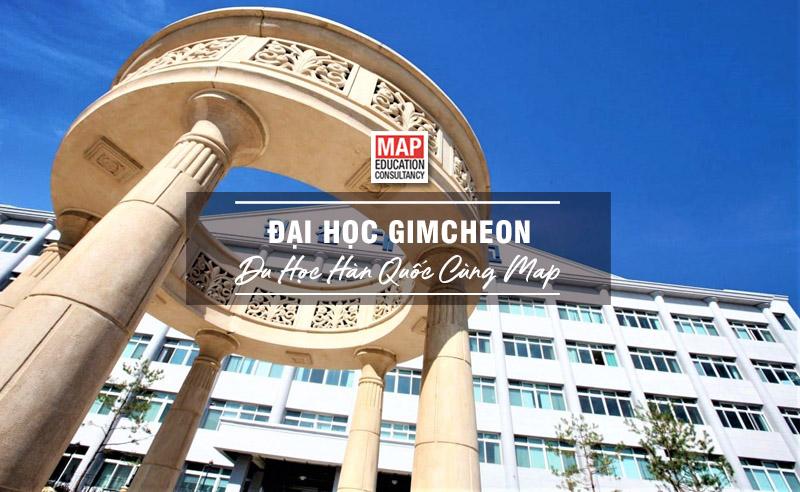 Cùng Du học MAP khám phá trường Đại Học Gimcheon Hàn Quốc