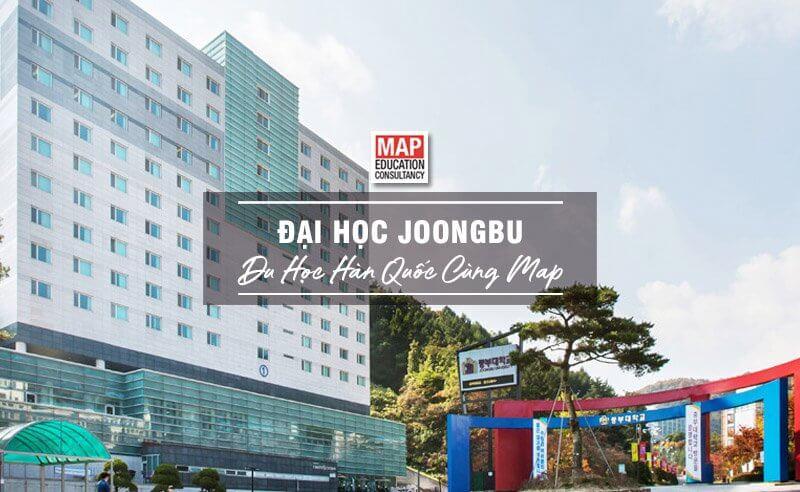 Cùng Du học MAP khám phá trường Đại Học Joongbu Hàn Quốc