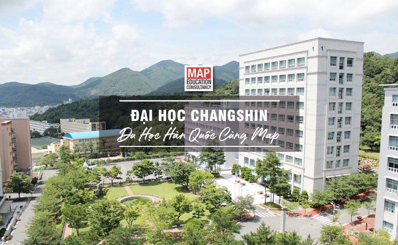 Cùng Du học MAP khám phá trường Đại Học Changshin Hàn Quốc