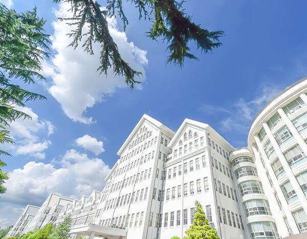 Học xá chính tại trường đại học Chosun Hàn Quốc