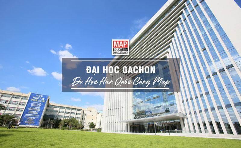 Cùng Du học MAP khám phá trường Đại Học Gachon Hàn Quốc