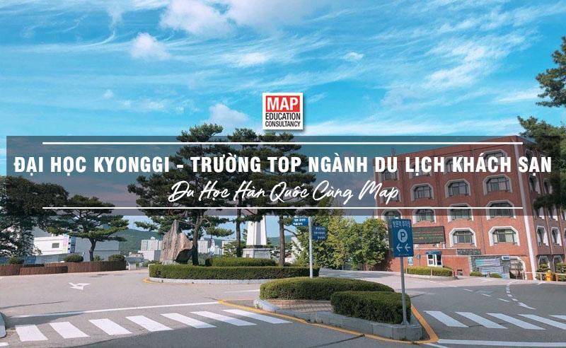 Đại Học Kyonggi – Ngôi Trường Hàng Đầu Về Du Lịch Khách Sạn