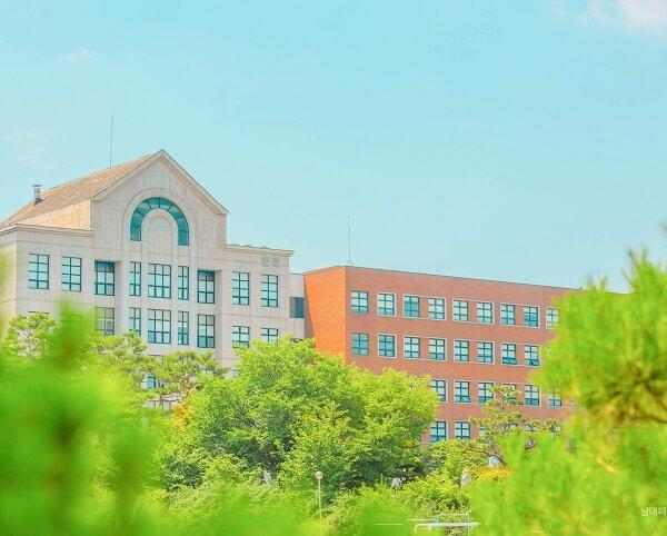 Học xá chính của Đại học Namseoul Hàn Quốc