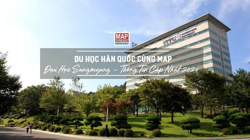 Cùng Du học MAP khám phá Đại học Sangmyung