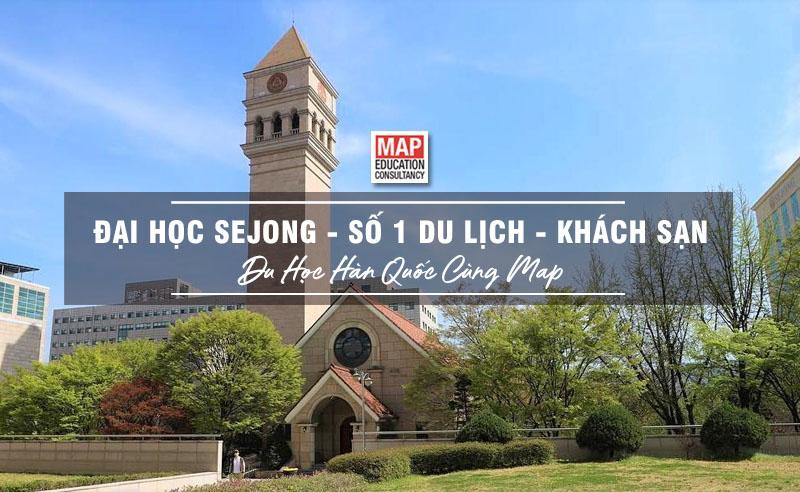 Đại học Sejong – ngôi trường có thứ hạng và thành tích giảng dạy nổi bật tại Seoul