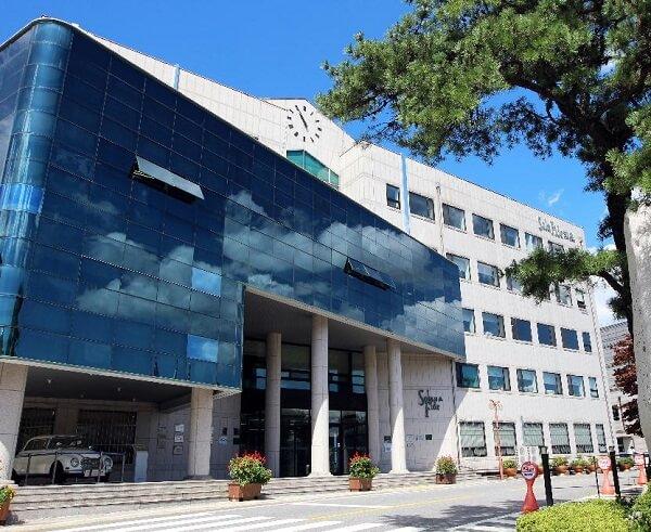 ọc xá hiện đại tại trường Shinhan Hàn Quốc