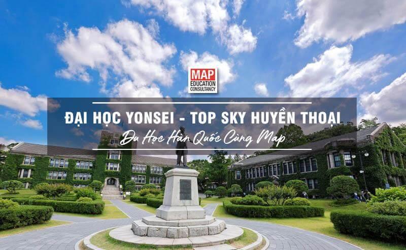Đại học Yonsei – TOP SKY Huyền Thoại Của Hàn Quốc