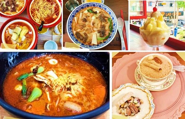 Một số suất ăn trong căng-tin Chungnam National University
