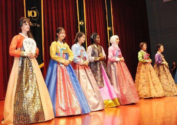 Giao lưu văn hóa Hàn Quốc tại Konyang University
