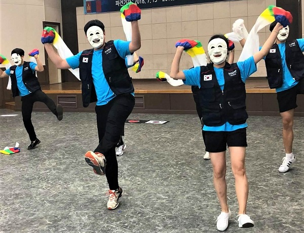 Học văn hóa Hàn Quốc tại CNU