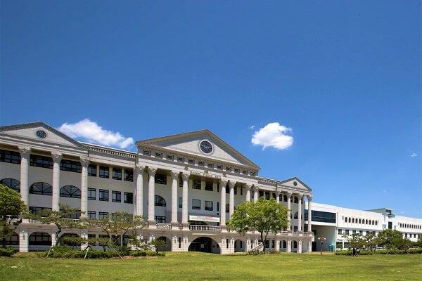 Tòa học xá chính của Đại học Nambu